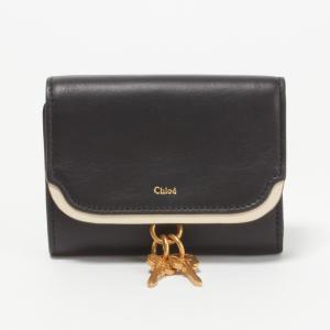 クロエ CHLOE 財布 折財布 3P0912 H1Z 001 BLACK 【NICOL:ニコル】|x-sell