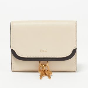 クロエ CHLOE 財布 折財布 3P0912 H1Z B9E ABSTRACT WHITE 【NICOL:ニコル】|x-sell