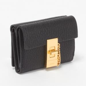 クロエ CHLOE 財布 3P0841-944 001 BLACK 【DREW:ドリュー】|x-sell