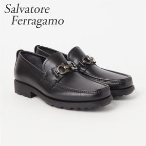 フェラガモ FERRAGAMO 靴 メンズ ビジネスシューズ...