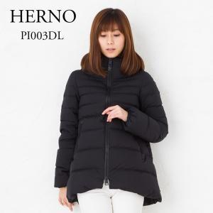 ヘルノ HERNO ダウンコート PI003DL 11106 9300 ブラック x-sell