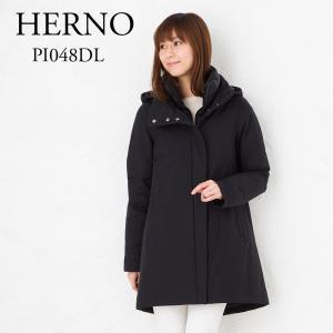 ヘルノ HERNO ダウンコート PI048DL 11121 9300 ブラック x-sell