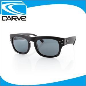 CARVE サングラス ノーマルレンズ アイウェア King Cobra Black サーフィン スケボー|x-sports
