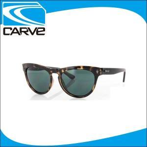 CARVE サングラス レディース ノーマルレンズ アイウェア Sway Tort サーフィン スケボー|x-sports