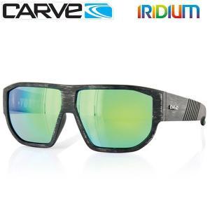 サングラス UVカット CARVE カーブ メンズ マットブラック イリジウム VORTEX Disteressed Matt BlackIRIDIUM マリンスポーツ 釣り ドライブ 紫外線カット|x-sports