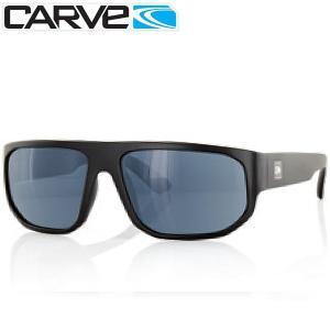 サングラス UVカット CARVE カーブ メンズ 偏光レンズ マット Modulator Matte Black マリンスポーツ 釣り ドライブ ゴルフ 紫外線カット|x-sports