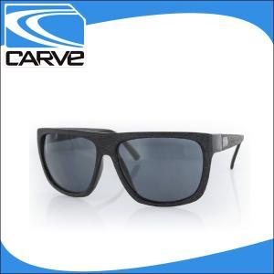 CARVE サングラス メンズ 偏光レンズ アイウェア SANCHEZ Black Streak POLA サーフィン スケボー|x-sports