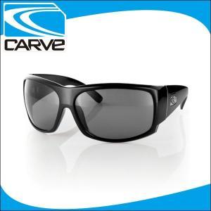 CARVE サングラス 偏光レンズ アイウェア RAPTURE Black POLA サーフィン スケボー|x-sports