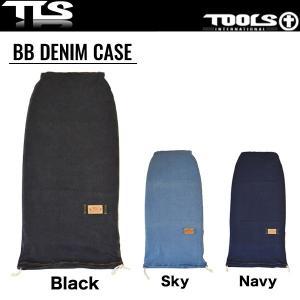 TOOLS サーフボードケース デニムケースボディボード用 DENIM CASE TLS ツールス サーフィン サーフボード|x-sports