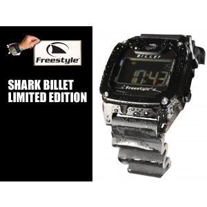 Freestyle【SHARK BILLET LTD】BK●シャーク腕時計フリースタイルFREE STYLEウォッチ≪送料無料≫|x-sports