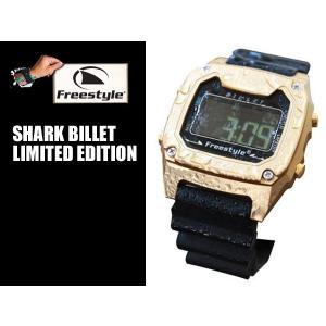 Freestyle サーフィン シャーク 腕時計 SHARK BILLET LTD GD 防水 サーフウォッチ フリースタイル 時計 基本送料無料|x-sports