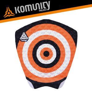 Komunity デッキパッド デッキパッチ 3ピース 3P Occy A コミュニティ サーフィン サーフボード 基本送料無料|x-sports