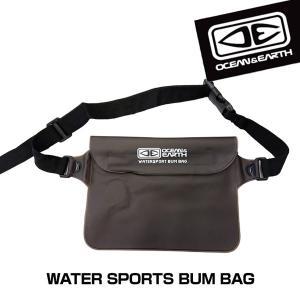 O&E ボディバッグ 防水バッグ ショルダー 220mmx170mm WATER SPORTS BUM BAG オーシャンアンドアース サーフィン 海水浴 x-sports