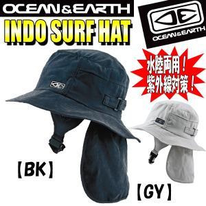 O&E サーフハット インド 帽子 INDO サーフィン サーフグッズ オーシャンアンドアース x-sports