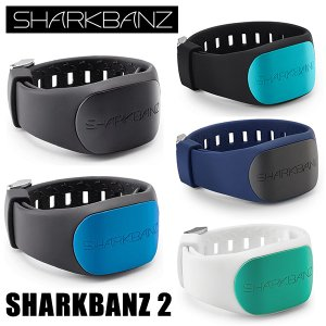 SHARKBANZ2 シャークバンズ2 サメよけ 鮫避け サメ対策 シリコンバンド サーフィン ダイビング マリンスポーツ|x-sports