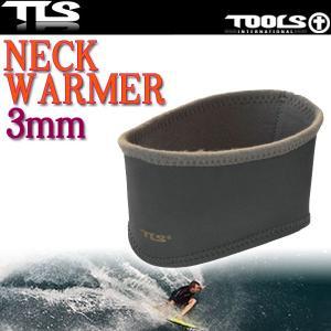 TOOLS ネックウォーマー首 保護 NECK WARMER TLS TLS ツールス サーフィン 防寒|x-sports