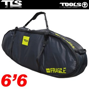 TOOLS サーフボードケース 6'6 ハード 大型 バッグ ショートボード 3本収納可 TLS ツールス サーフィン サーフボード|x-sports