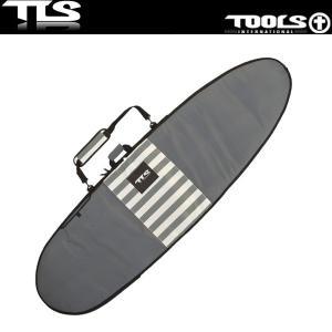 TOOLS サーフボードケース 7'8 ハード グレーボーダー ファンボード TLS ツールス サーフィン サーフボード|x-sports