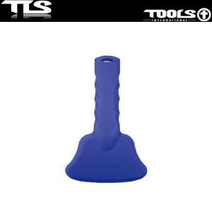 TOOLS フレックススクレーパー ブルー サーフワックス 落とし FLEX SCRAPER TLS ツールス メンテナンス x-sports