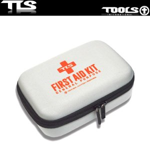 TOOLS ファーストエイドキット 救急箱 応急処置 防水ケース FIRST AID KIT TLS ツールス サーフィン|x-sports