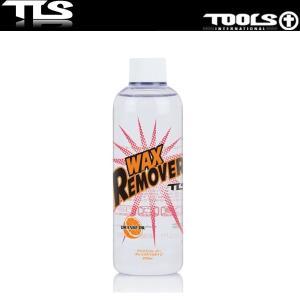 TOOLS ワックスリムーバー 液体タイプ サーフワックス 落とし サーフボード ORANGE OIL TYPE TLS ツールス メンテナンス|x-sports