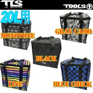 TOOLS ポリタンクカバー 20リットル×2個用カバー 保温 保冷 ポリタンク ケース POLYTANK COVER TLS ツールス|x-sports