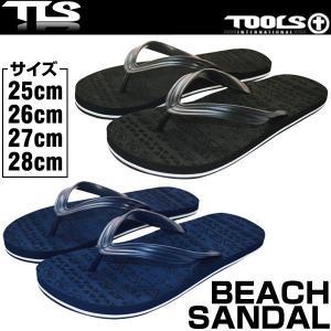 サンダル ビーチサンダル ビーサン 海水浴 プール TOOLS  サーフィン ツールス アウトドア TLS|x-sports