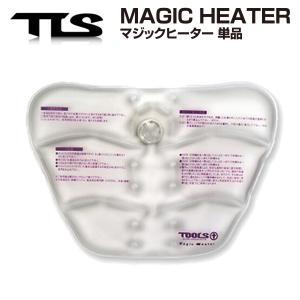 TOOLS マジックヒーター ウェットスーツ ウエスト 防寒 再利用可 TLS ツールス サーフィン|x-sports