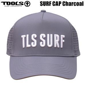 TOOLS サーフキャップ SURF CAP UV対策 TLS メッシュ素材 帽子 サーフィン ツールス 紫外線 ダイビング マリンスポーツ x-sports