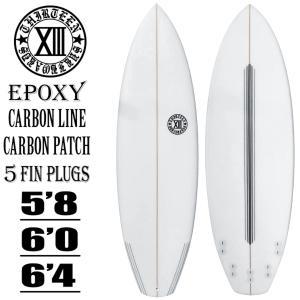 ショートボード 5'8 6'0 6'4 サーフボード 13SURF サーフィン エポキシ EPS S...