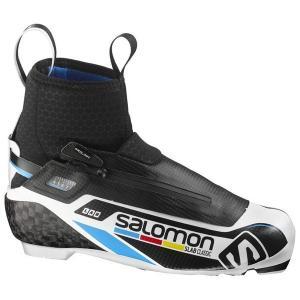 SALOMON サロモン クロスカントリースキー ブーツ プロリンク S-LAB クラシック 390832 16-17モデル|xc-ski