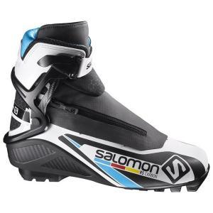SALOMON サロモン クロスカントリースキー ブーツ SNS RS カーボン 391314 17-18モデル|xc-ski
