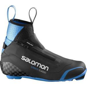 サロモン SALOMON クロスカントリースキー ブーツ プロリンク S/レースクラシック 399215 2018-2019モデル|xc-ski