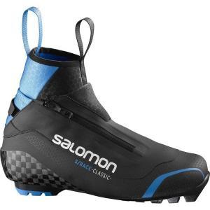 サロモン SALOMON クロスカントリースキー ブーツ SNS S/レースクラシック パイロット 399216 2018-2019モデル|xc-ski