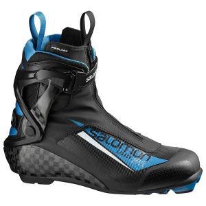 サロモン SALOMON クロスカントリースキー ブーツ プロリンク S/レーススケートプラス 405542 2018-2019モデル|xc-ski