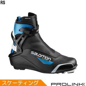サロモン SALOMON クロスカントリースキー ブーツ プロリンク RS 405543 2019-2020モデル|xc-ski
