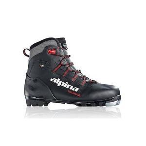 ALPINA アルピナ クロスカントリースキー ブーツ NNN T5 13-14モデル 50A7-1K|xc-ski