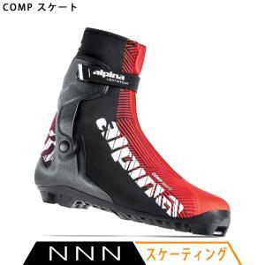 アルピナ ALPINA クロスカントリースキー ブーツ NNN COMP スケート 5240-1 2020-2021モデル xc-ski