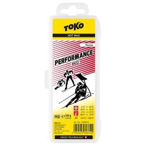 トコ TOKO ワックス WAX スキー スノーボード クロスカントリースキー フッ素低含有 ローフ...