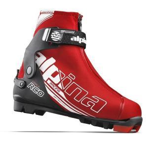 ALPINA アルピナ クロスカントリースキー ブーツ NNN R コンビジュニア 17-18モデル|xc-ski