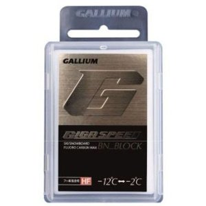 GALLIUM ガリウム WAX GIGA SPEED BN_ブロック(50g)  GS4004 クロスカントリースキー|xc-ski