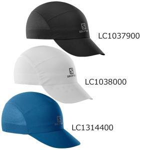 サロモン SALOMON ヘッドウエア ランニングキャップ 帽子 エックスエーコンパクトキャップ X...