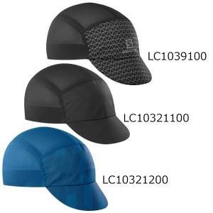 サロモン SALOMON ヘッドウエア ランニングキャップ 帽子 エアロゴキャップ AIR LOGO CAP LC1039100 LC1321100 LC1321200 クロスカントリースキー xc-ski
