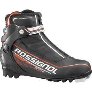 ROSSIGNOL ロシニョール クロスカントリースキー ブーツ NNN コンプ ジュニア RIDW650 17-18モデル|xc-ski