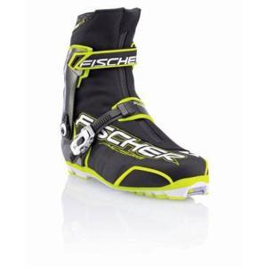 FISCHER フィッシャー クロスカントリースキー ブーツ NNN RCS カーボンライト スケート S00113 16-17モデル|xc-ski