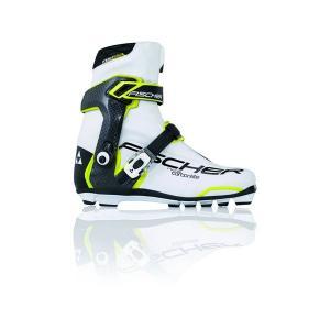 FISCHER フィッシャー クロスカントリースキー ブーツ NNN RCS カーボンライト スケートWS S10613 16-17モデル xc-ski