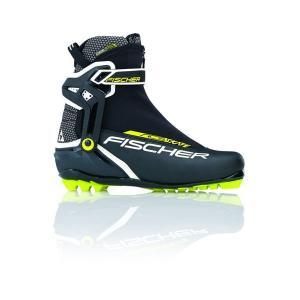 FISCHER フィッシャー クロスカントリースキー ブーツ NNN RC5 スケート S15415 16-17モデル xc-ski