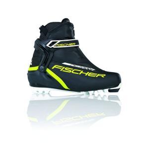 FISCHER フィッシャー クロスカントリースキー ブーツ NNN RC3 スケート S15615 16-17モデル xc-ski