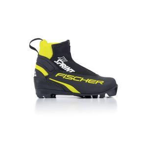 FISCHER フィッシャー クロスカントリースキー ブーツ TURNAMIC XJ スプリント S40817 17-18モデル|xc-ski