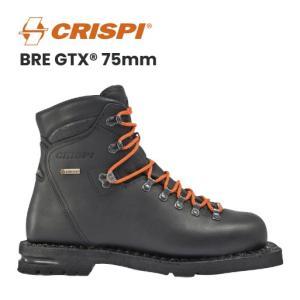 クリスピー CRISPI バックカントリー テレマーク ブーツ 75mm BRE GTX SL2200 【メーカーお取り寄せ商品】|xc-ski